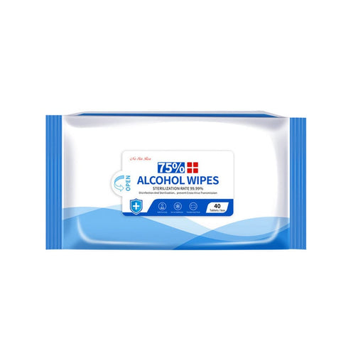 Alcohol Cleaning Wet Wipes