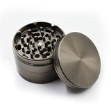 4 part Tobacco Grinder Aluminum Xmini 32mm