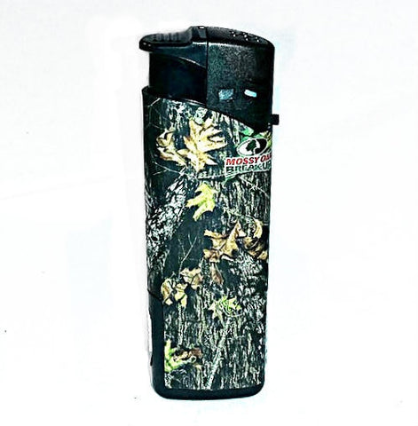 Mossy Oak Camouflage Windproof Lighter: Break UP