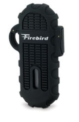 Colibri Firebird Waterproof Ascent Single Flame Butane Torch Lighter: Black