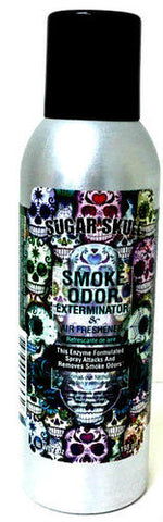 Smoke Odor Exterminator Spray 7oz-Sugar Skull