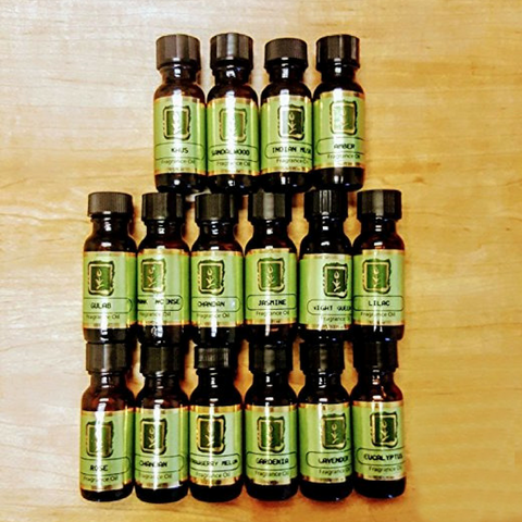 Aromatherapy Essential Oils, 100% Pure of The Highest Quality 10pack