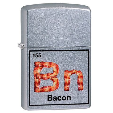 Zippo Bacon Element Lighter 11Z29070