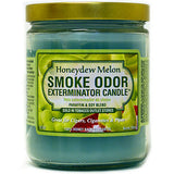 Smoke Odor Exterminator Candle - Honeydew Melon 13oz