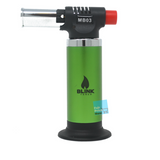 Blink MB03 Green Refillable Butane Micro Mini Torch Soldering Welding