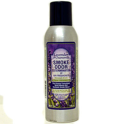 Smoke Odor Exterminator Spray Lavender and Chamomile 7oz -
