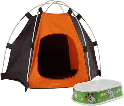 Bonita Home Dog & Cat Travel Tent