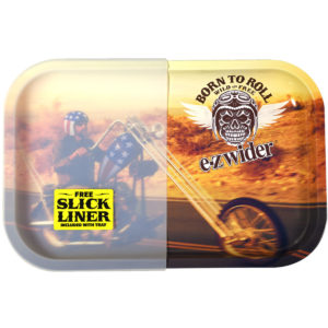 E-Z Wider Born to Roll Rolling Tray 10x6