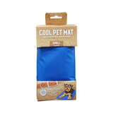 Cooling Pet Mat - Blue (small and medium)