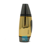 Zico MT-34C (ORIGINAL) Refillable Butane Torch Lighter  (Gold)