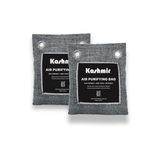 KASHMIR BAMBOO CHARCOAL AIR PURIFYING BAG - 2 Pack