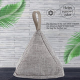 Kashmir Pyramid Bamboo Charcoal Home Air Purifier - 2 PACK