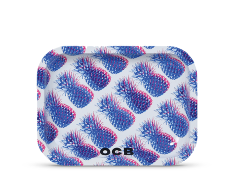 OCB Rolling Tray- Pineapple 7x6