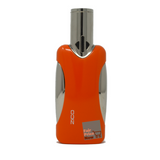 Zico ZD-46 (ORIGINAL) Refillable Torch Lighter FREE US SHIPPING+BUTANE (Orange)
