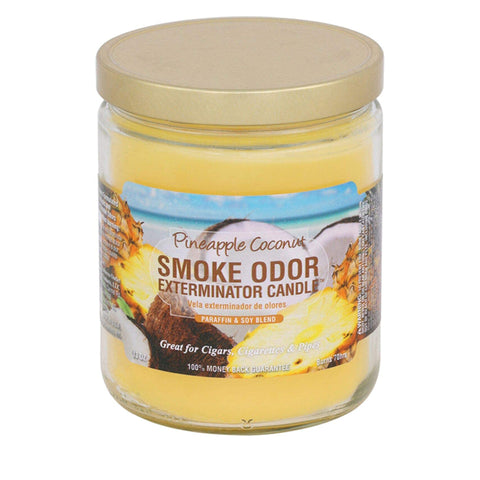 Smoke Odor Exterminator Candle - Pineapple Coconut