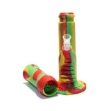 Rasta 2 Part Silicone Water Pipe