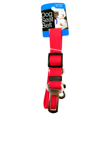 Dog Car Seat Belt Harness