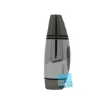 Zico MT-34C (ORIGINAL) Refillable Butane Torch Lighter  (Silver)