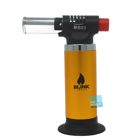 Blink MB03 Yellow Refillable lighter