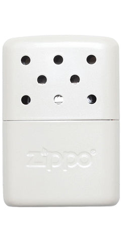 ZIPPO Refillable 6 Hour Hand Warmer - Pearl White