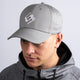 Cool Grey Baseball Cap