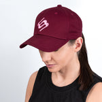 Cherry Red Baseball Cap