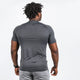 Charcoal Grey Athletic Fit Tee