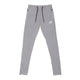 Wonky Cool Grey Slim-fit Bottoms