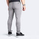 Cool Grey Slim-fit Bottoms