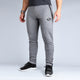 Wonky Dark Grey Slim-fit Bottoms