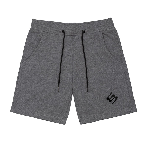 Wonky Dark Grey Shorts