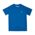 Marine Blue Athletic Fit Tee