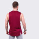 Cherry Red Drop Arm Tank