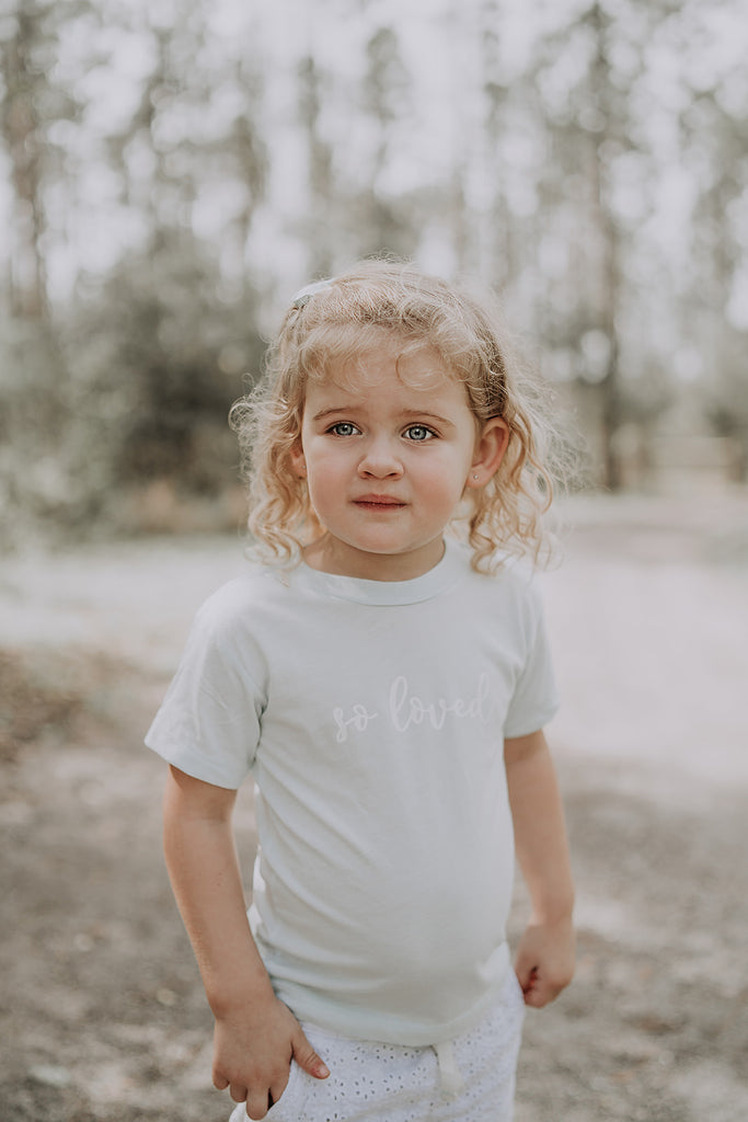 So Loved Toddler Tee