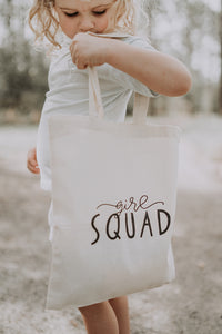 Girl Squad Toddler Tote