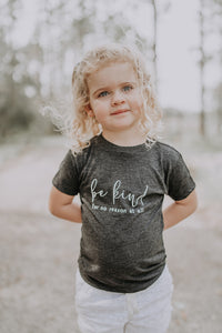 Be Kind For No Reason At All Toddler Tee