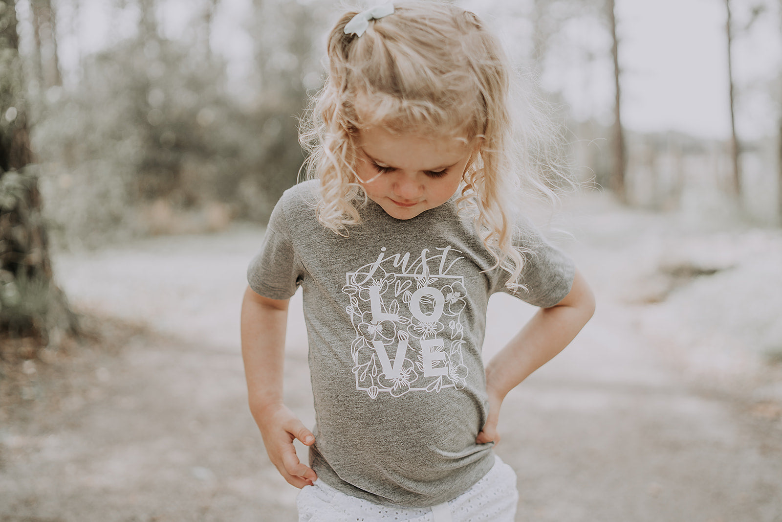 Just Love Toddler Tee