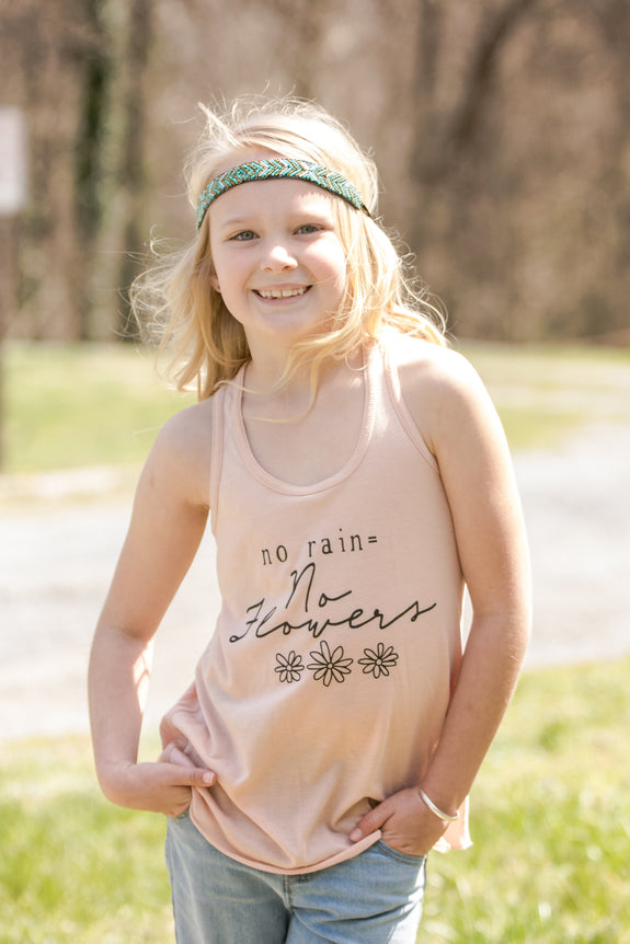 No Rain. No Flowers. Youth Tank