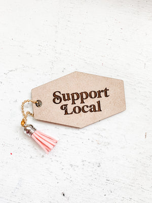 Support Local Keychain