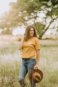 Be Kind Pocket Style Tee