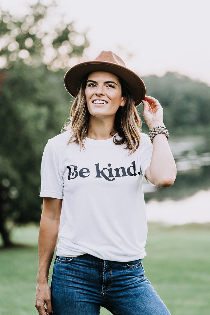 Be Kind - Short or Long Sleeved Tee