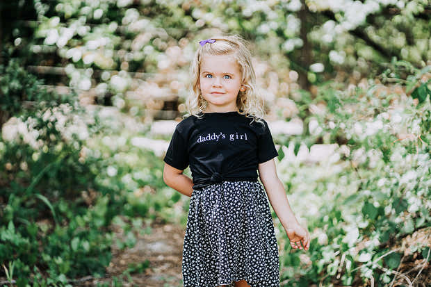 Daddy's Girl - Baby/Toddler Tee 1