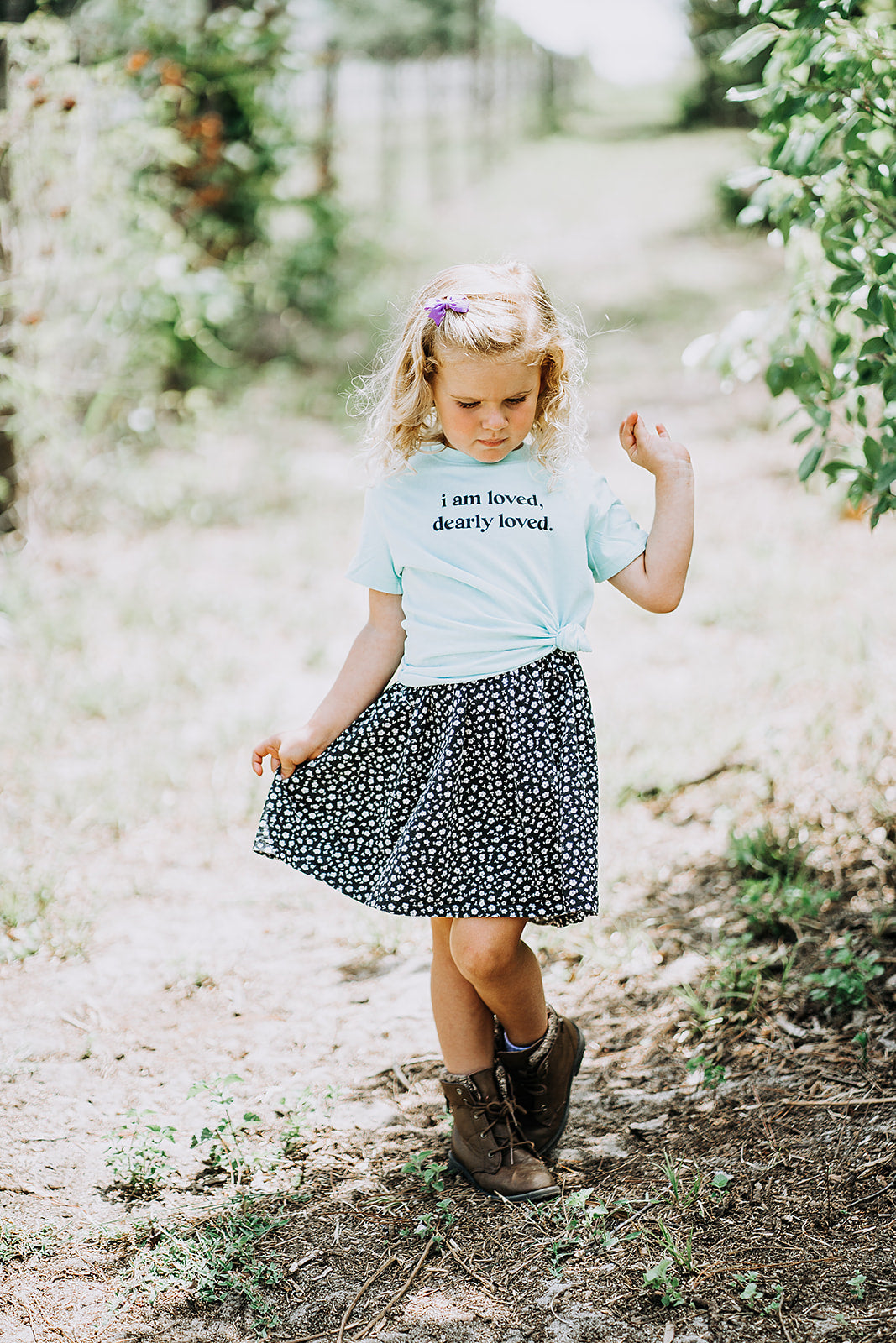 Dearly Loved Toddler Tee