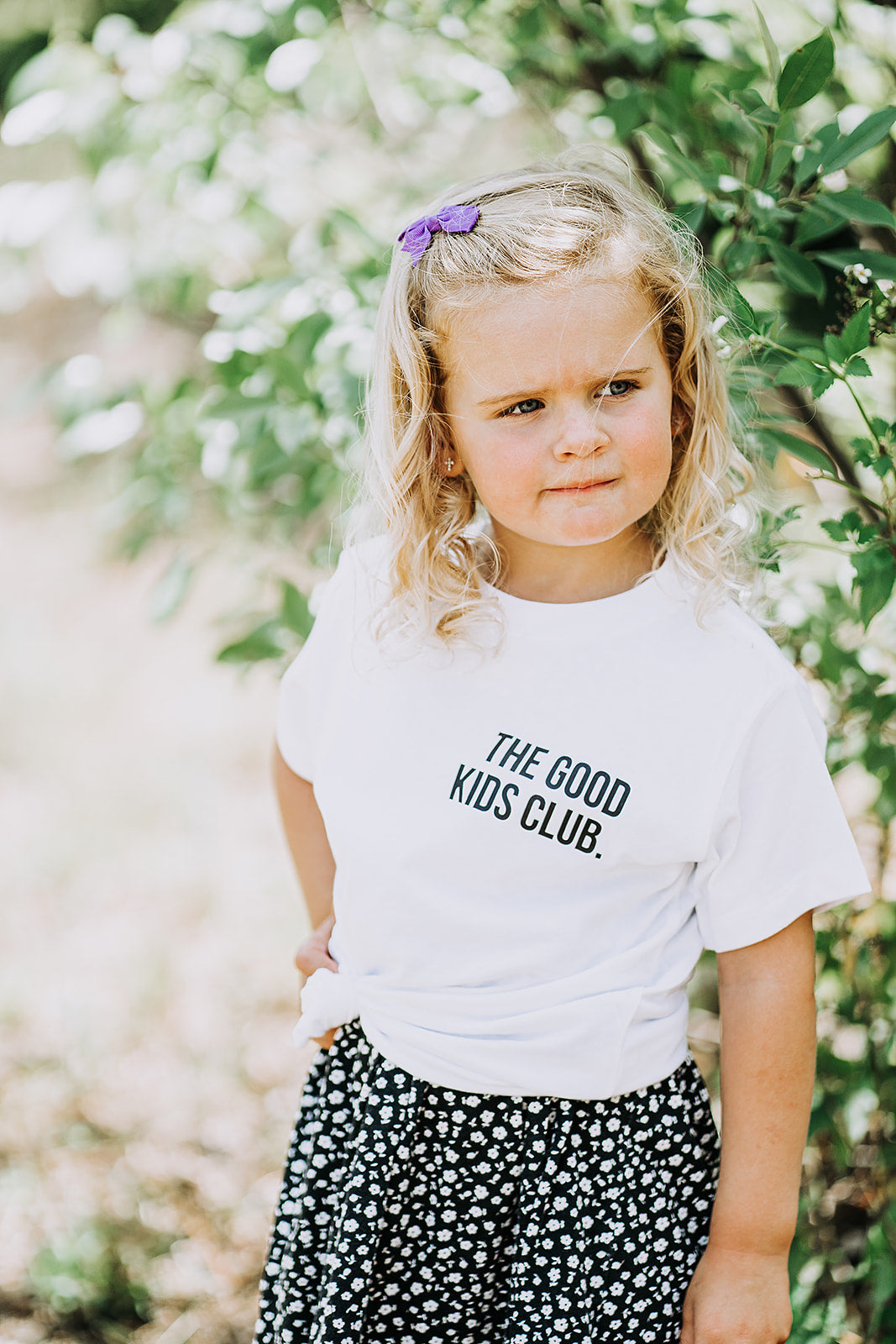 The Good Kids Club - Baby/Toddler Tee