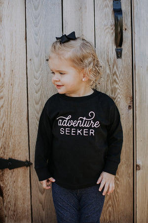 Adventure Seeker Toddler Sweatshirt