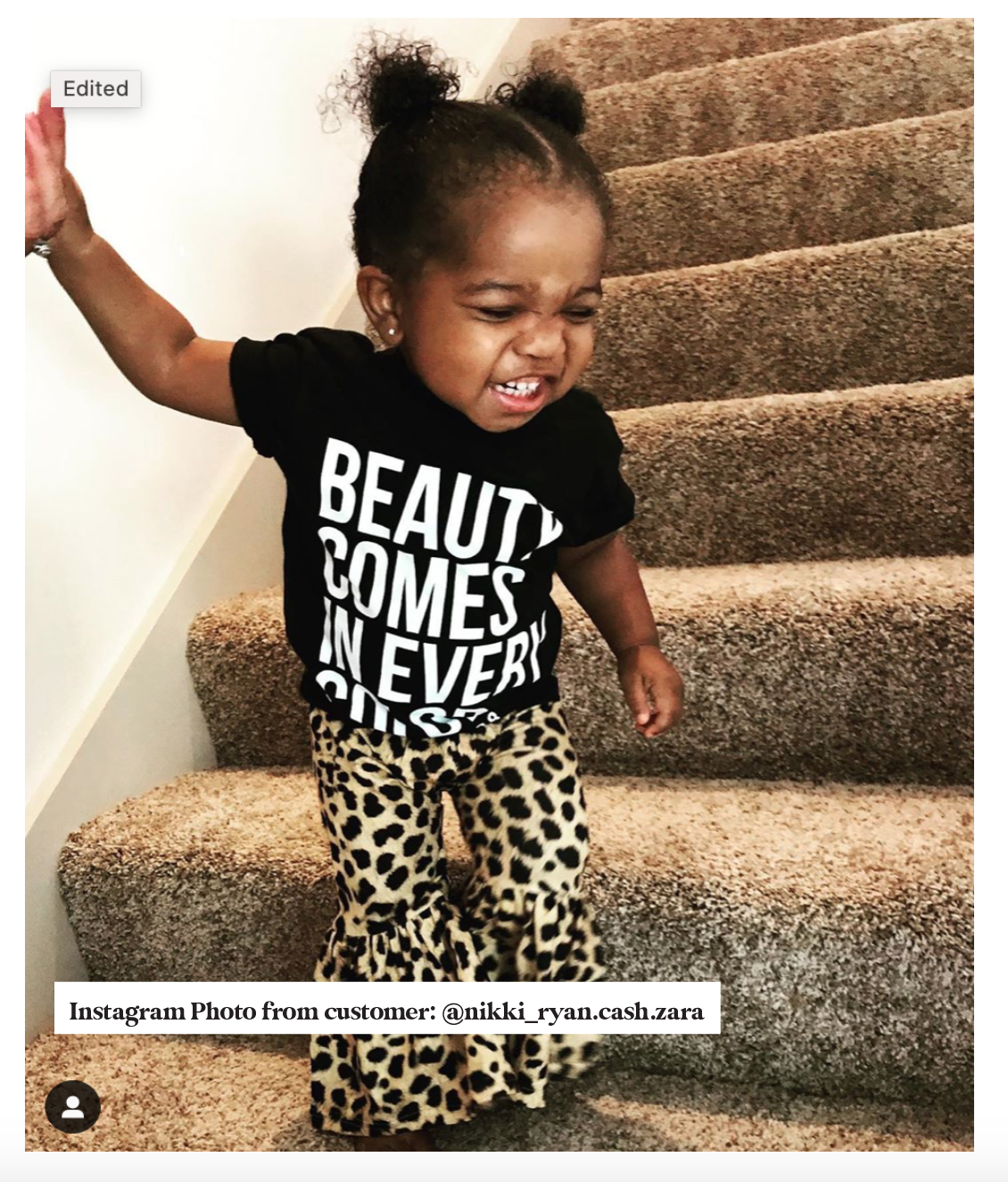 Beauty Comes in Every Color Toddler + Youth Tee