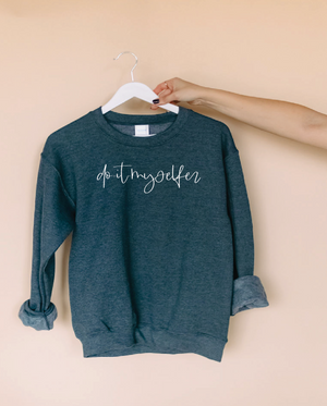 Do-it-myselfer Sweatshirt