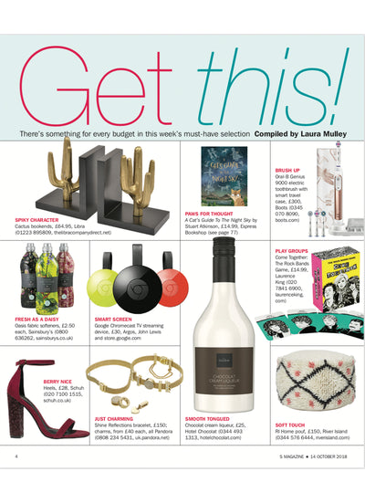The Express S Magazine -This week's must haves...