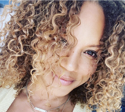 10 minutes with...Angela Griffin