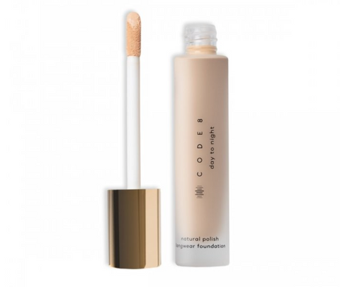 Code 8 Day to Night Foundation